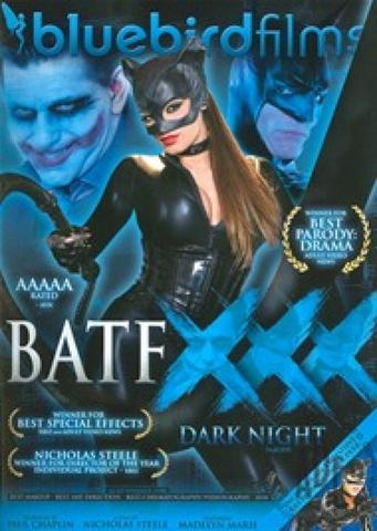 Batfxxx Dark Night Parody -Dvd