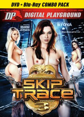 Skip Trace DVD + BLU Ray Combo Pack