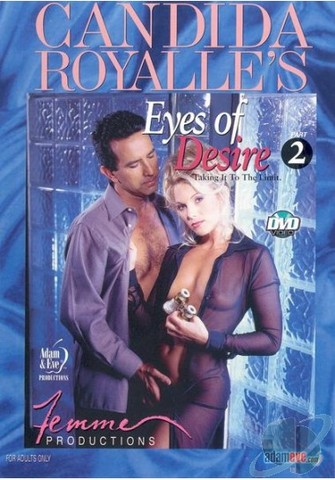 Eyes Of Desire #02 (Candida RoyalleS) -Dvd