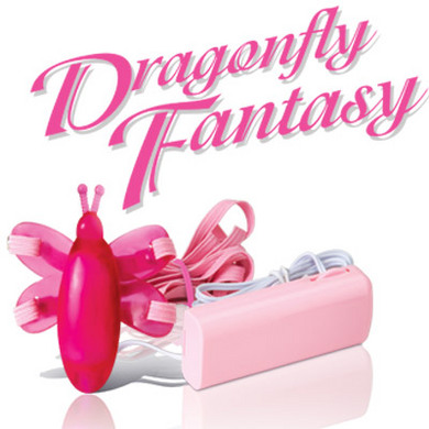 Dragonfly Fantasy Erotic Massager