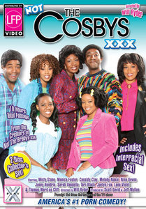 Not The Cosbys Xxx -Dvd
