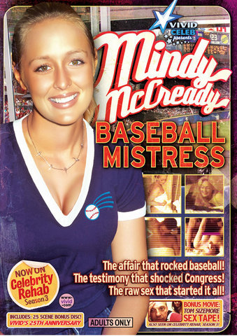 Mindy Mc Cready Baseball Mistress -Dvd