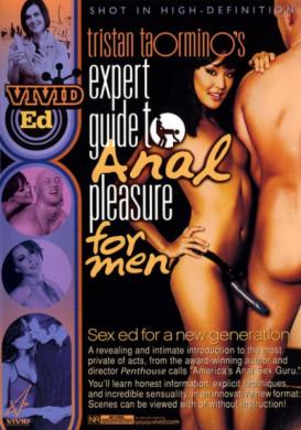 Expert Guide To Anal Pleasure For Men -Dvd