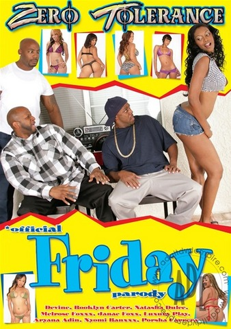 Official Friday Parody -Dvd